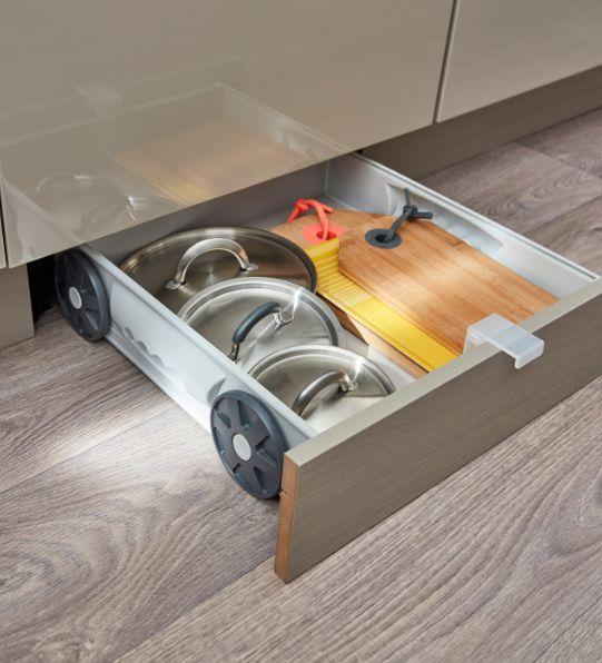 17 mani res de mettre de l 39 ordre dans vos tiroirs des id es - Rangement ustensiles tiroir ...