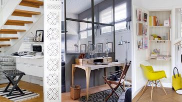 Et si votre bureau à domicile se transformait en chambre d\'amis ...