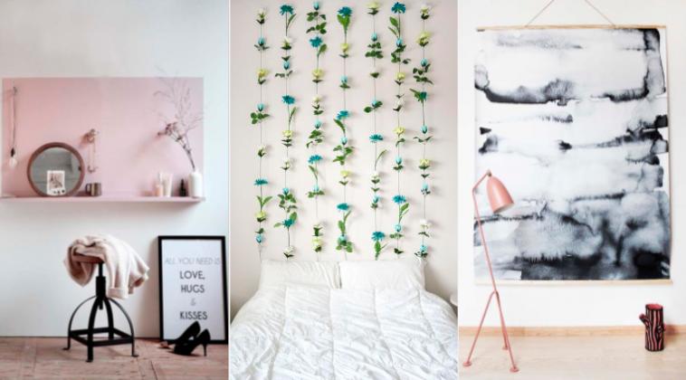 10 idées pour habiller vos murs - Des idées