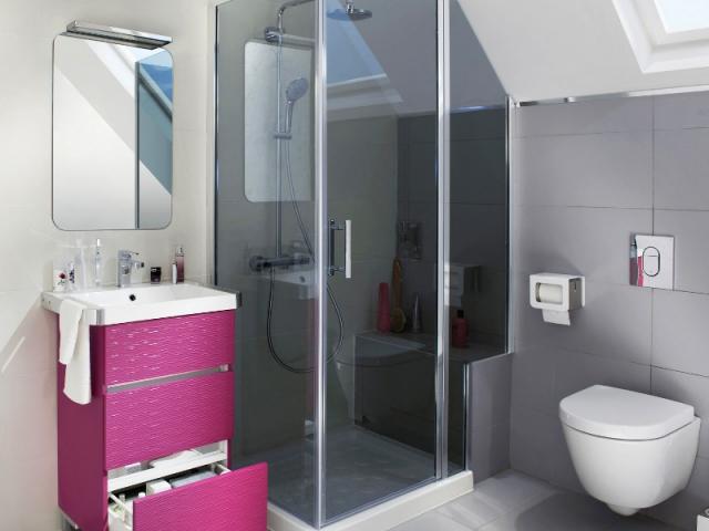 Exceptionnel 10 solutions d'aménagement pour une petite salle de bain - Des idées HC07