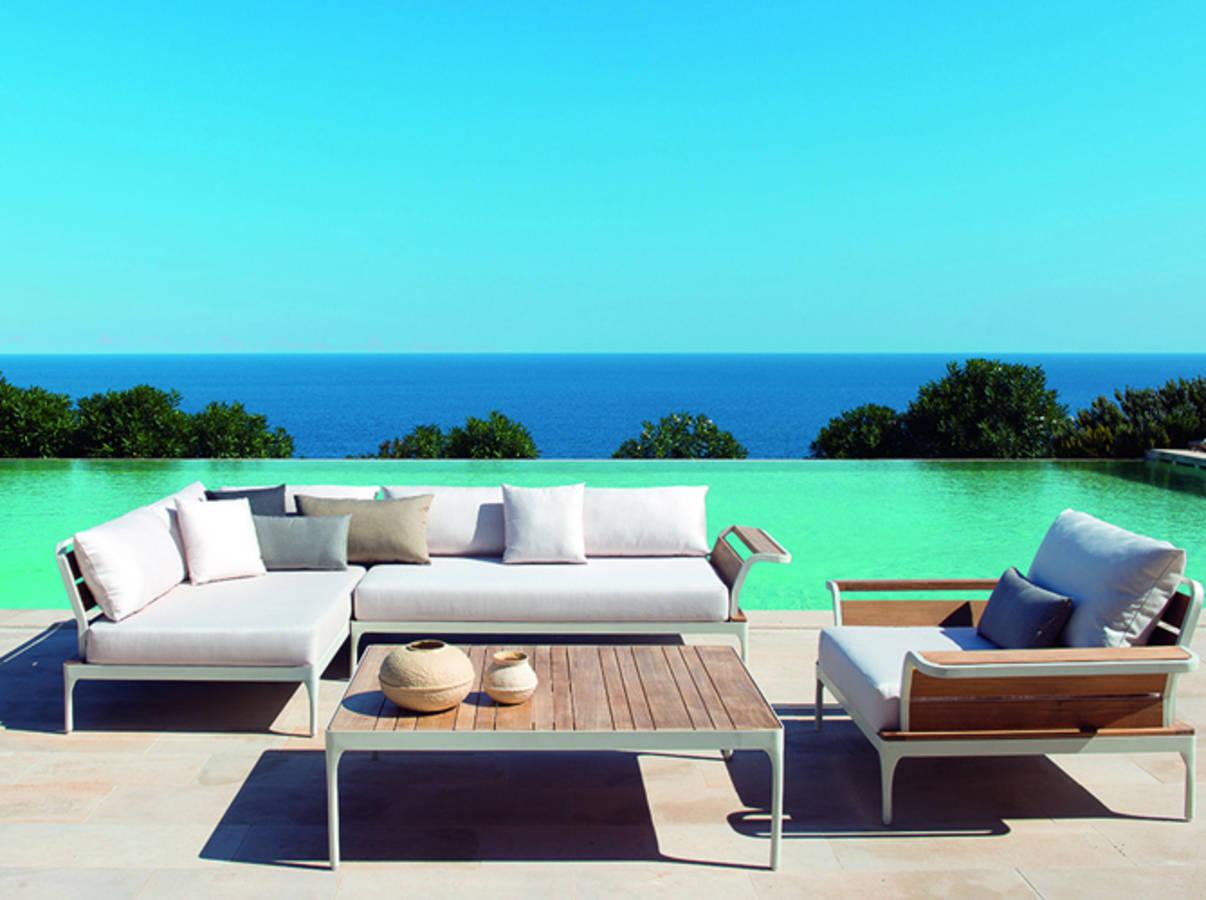 28 id es pour d corer et mettre en valeur les abords de votre piscine des id es. Black Bedroom Furniture Sets. Home Design Ideas