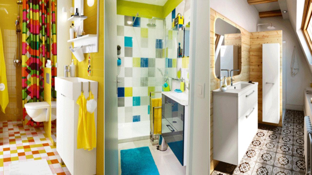 10 solutions d\'aménagement pour une petite salle de bain