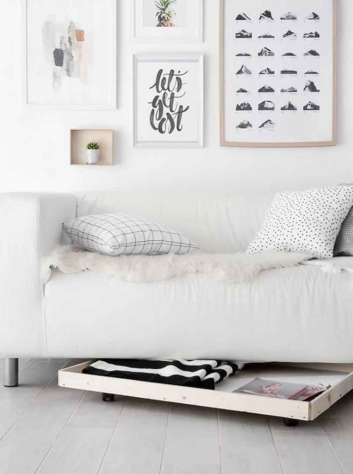 16 projets diy contre le d sordre dans votre maison des id es. Black Bedroom Furniture Sets. Home Design Ideas