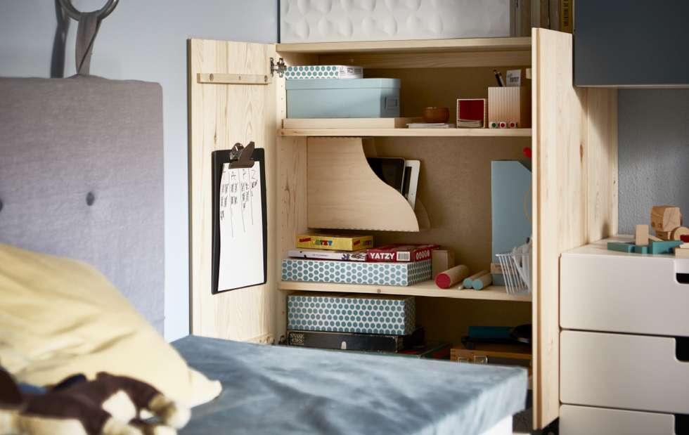 optimisez l int rieur d une armoire avec des rangements de