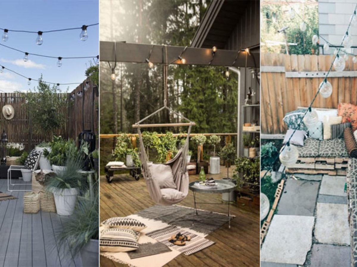 Aménager Son Balcon Avec Des Palettes 37 façons d'aménager votre terrasse ou votre balcon pour l'été