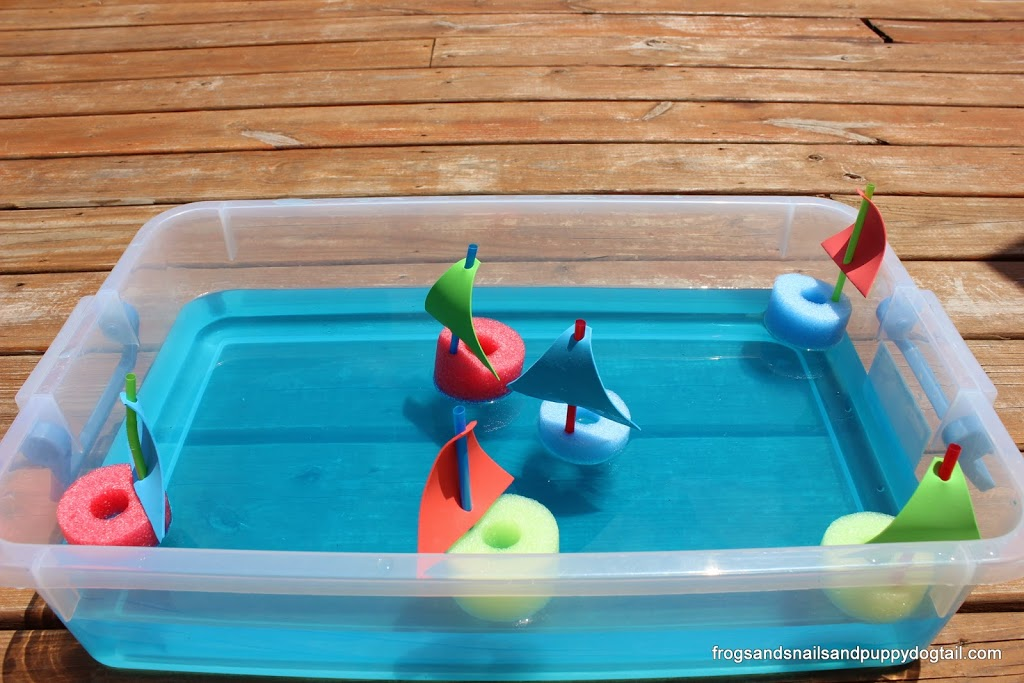 Pool Noodle Crafts For Kids Summer Activities