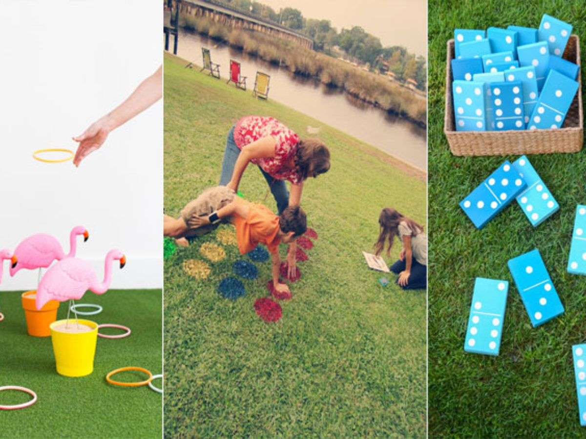 Maison Pour Enfant Exterieur 12 jeux d'extérieur à fabriquer vous-même pour occuper vos