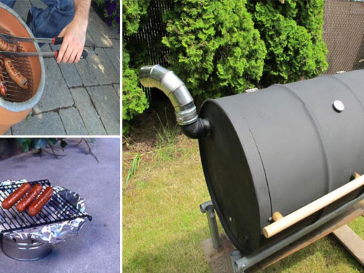 6 Facons Originales De Transformer Des Objets En Barbecue Page 2