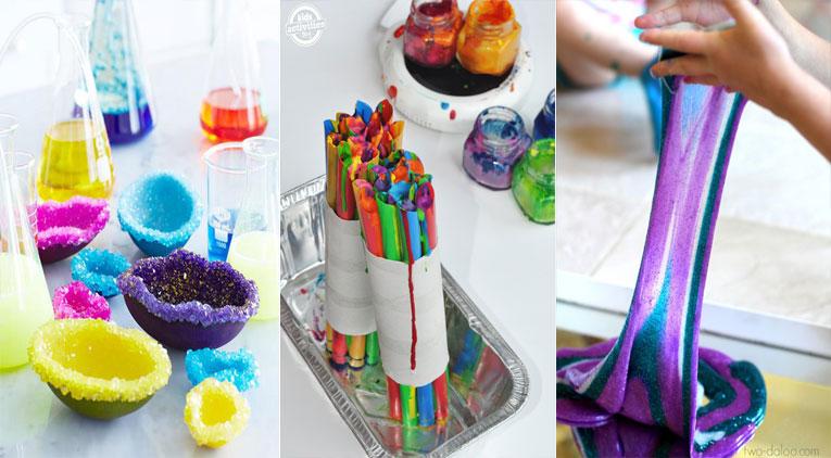 27 Experiences Scientifiques Impressionnantes A Realiser Avec Vos Enfants