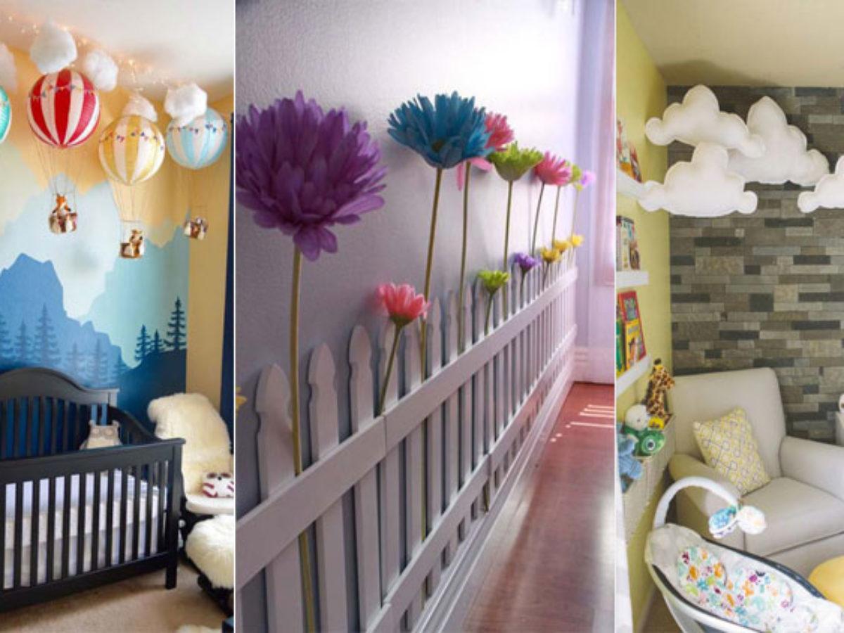 Deco Chambre Style Cottage Anglais 15 idées diy pour décorer la chambre de votre futur bébé