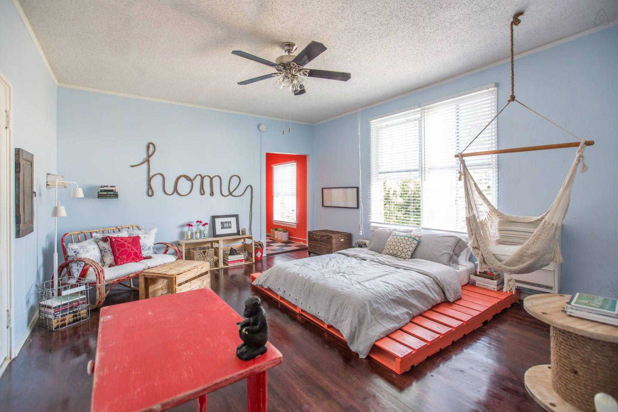 12 id es d co pour un studio d 39 tudiant des id es. Black Bedroom Furniture Sets. Home Design Ideas