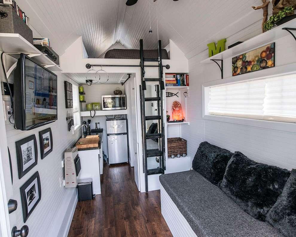 11 Astuces D Amenagements De Micro Maisons A Reproduire Chez Vous