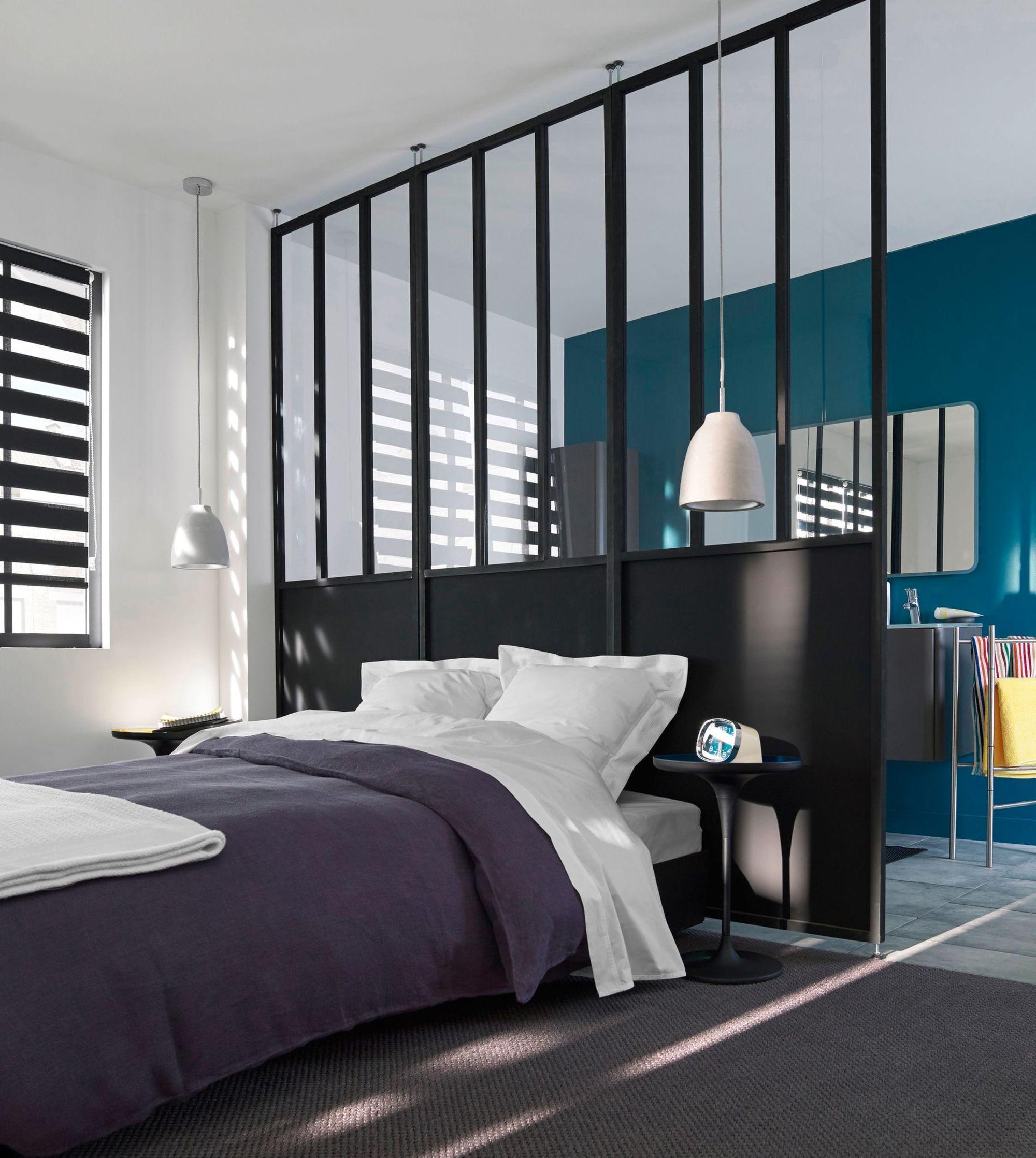 12 fa ons de s parer plusieurs espaces de vie dans une - Separer une chambre en deux avec une seule fenetre ...