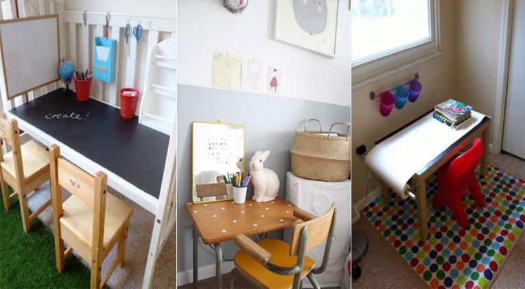 13 coins bureau pour vos enfants et des devoirs bien faits. Black Bedroom Furniture Sets. Home Design Ideas