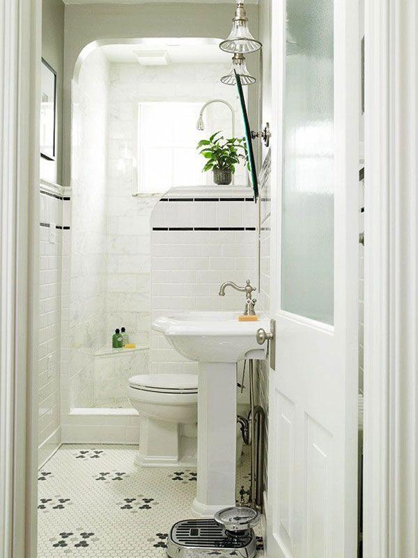 24 id es pour am nager une petite salle de bains de mani re fonctionnelle page 3 sur 3 des id es. Black Bedroom Furniture Sets. Home Design Ideas