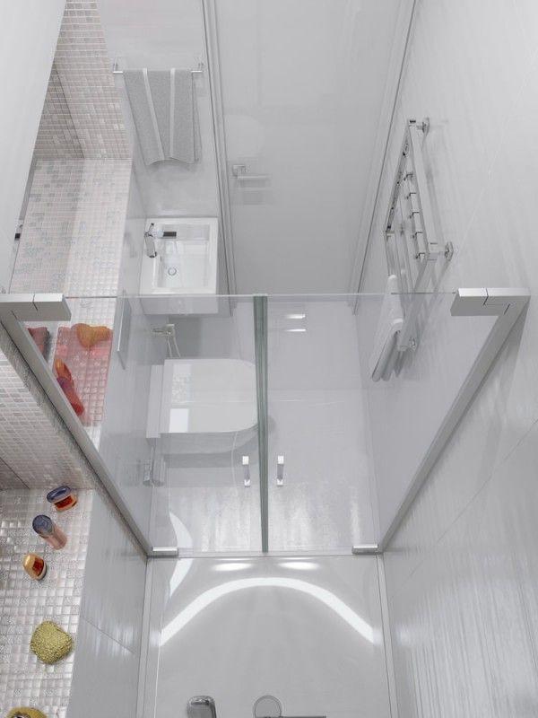 24 id es pour am nager une petite salle de bain de mani re - Idees pour rendre une petite salle de bains beaucoup plus grande ...