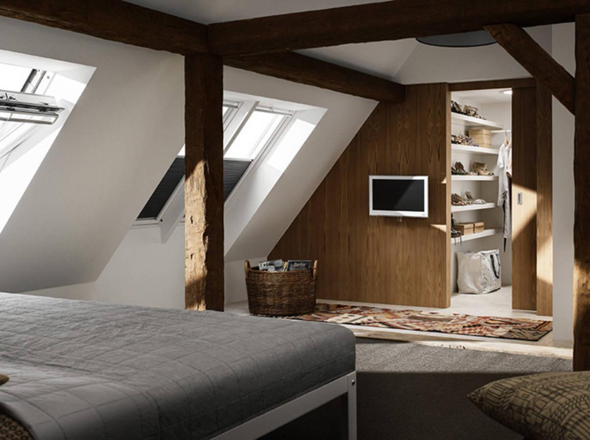 14 idées déco pour aménager une chambre sous les toits