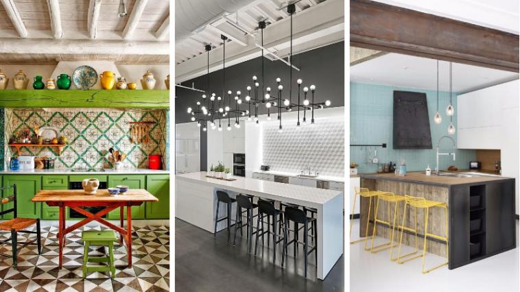 18 inspirations splendides pour une cuisine ouverte l - Cuisine a l americaine ...