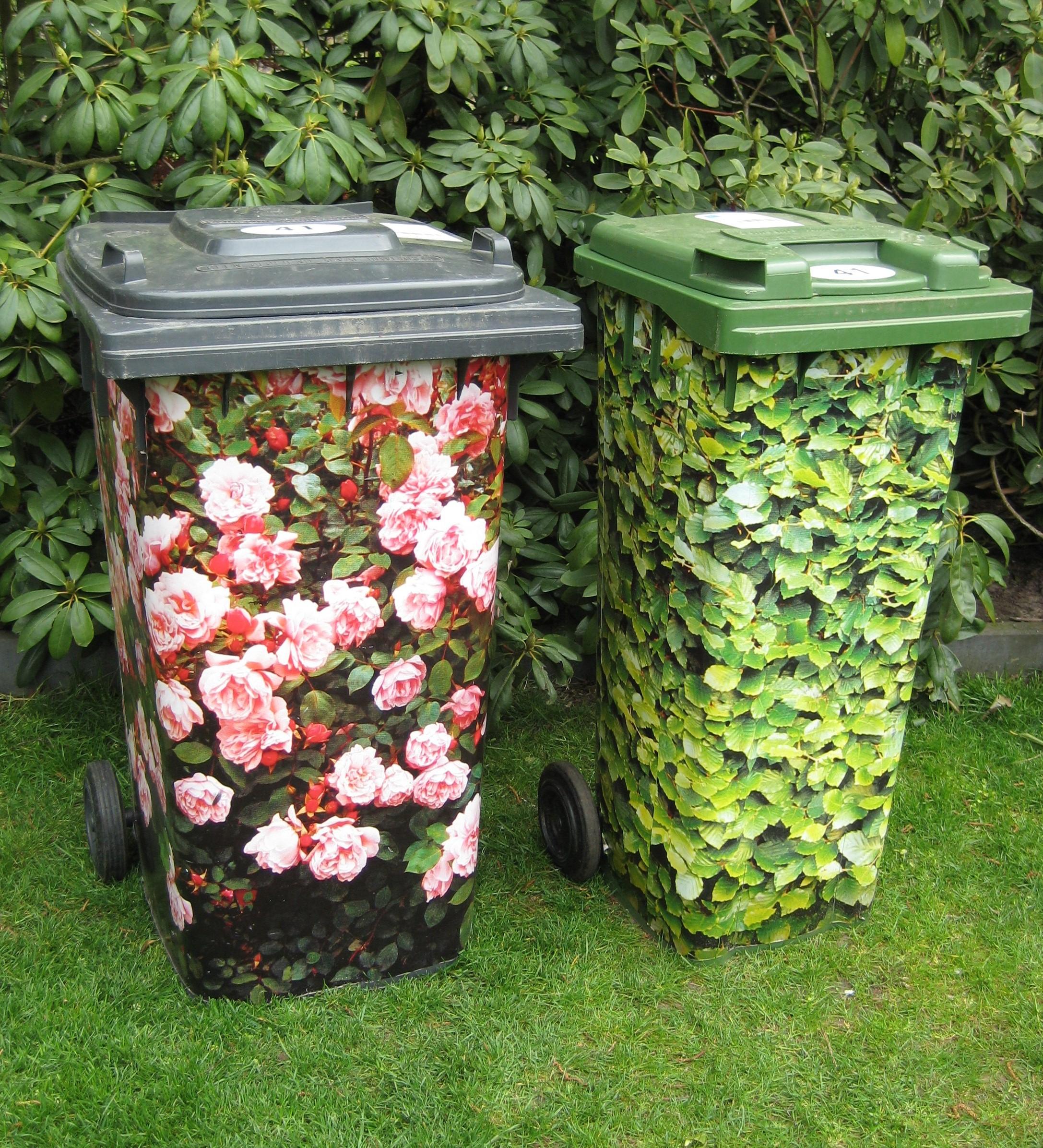 14 id es pour dissimuler les conteneurs poubelle dans votre jardin page 3 sur 3 des id es. Black Bedroom Furniture Sets. Home Design Ideas