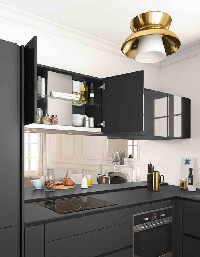 15 astuces pour optimiser l 39 espace d 39 une petite cuisine page 2 sur - Optimiser espace cuisine ...