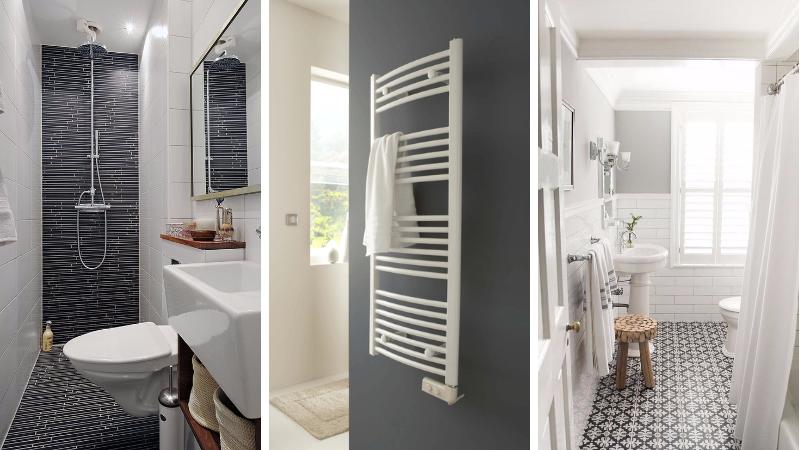 13 astuces tr s simples pour gagner de la place dans une petite salle de bain. Black Bedroom Furniture Sets. Home Design Ideas