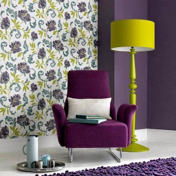 osez l 39 ultra violet lue couleur de l 39 ann e 2018 par. Black Bedroom Furniture Sets. Home Design Ideas