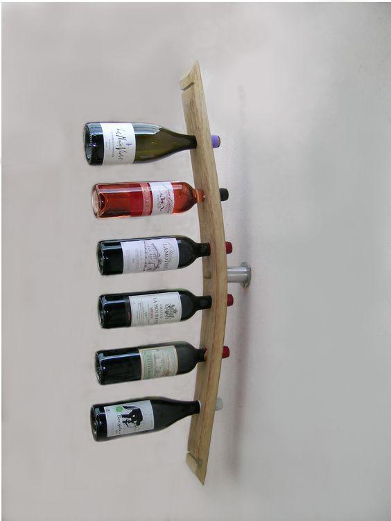 15 Nouvelles Idées Pour Ranger Astucieusement Ses Bouteilles De Vin