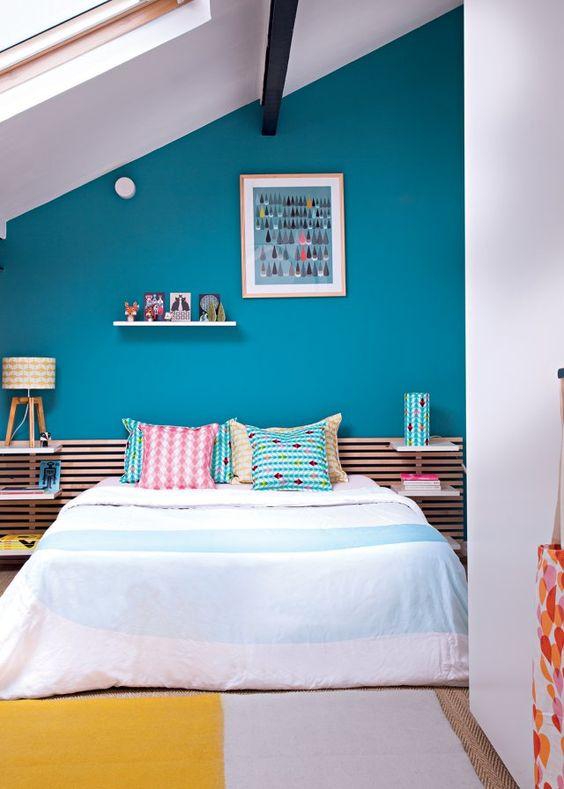 14 id es ing nieuses pour am nager une petite chambre page 2 sur 2 des id es. Black Bedroom Furniture Sets. Home Design Ideas