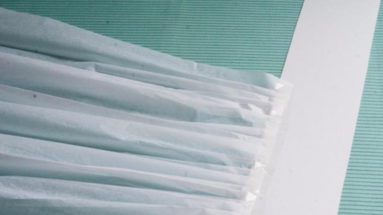 tuto osez la toque de chef cuisinier en papier. Black Bedroom Furniture Sets. Home Design Ideas