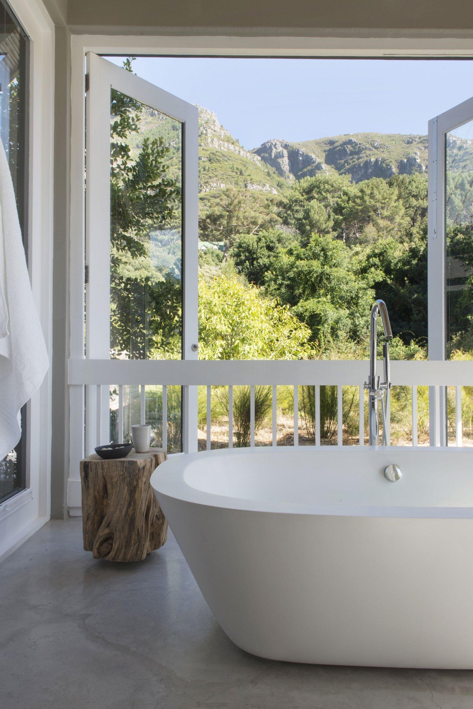 salle bains ouverte des id es. Black Bedroom Furniture Sets. Home Design Ideas
