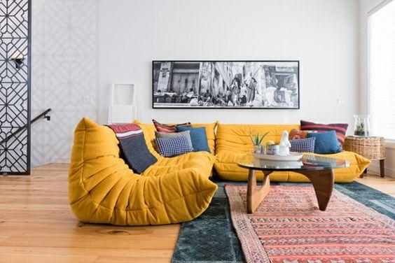15 int rieurs qui vous feront fondre pour le canap togo des id es. Black Bedroom Furniture Sets. Home Design Ideas