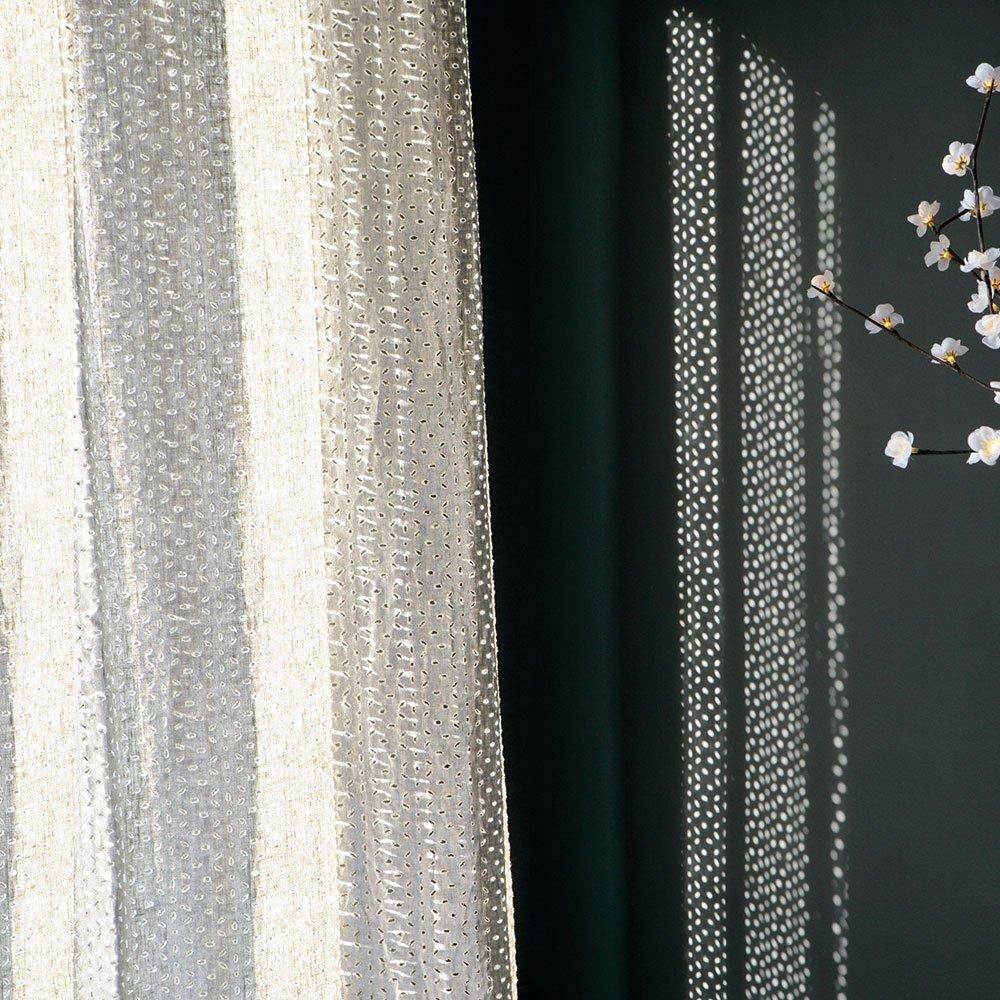 18 inspirations pour bien choisir ses rideaux en t page 3 sur 3 des id es. Black Bedroom Furniture Sets. Home Design Ideas