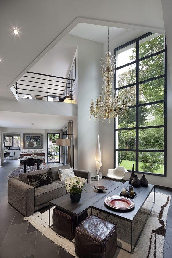 13 conseils pour am nager une pi ce avec une belle hauteur sous plafond page 2 sur 2 des id es. Black Bedroom Furniture Sets. Home Design Ideas