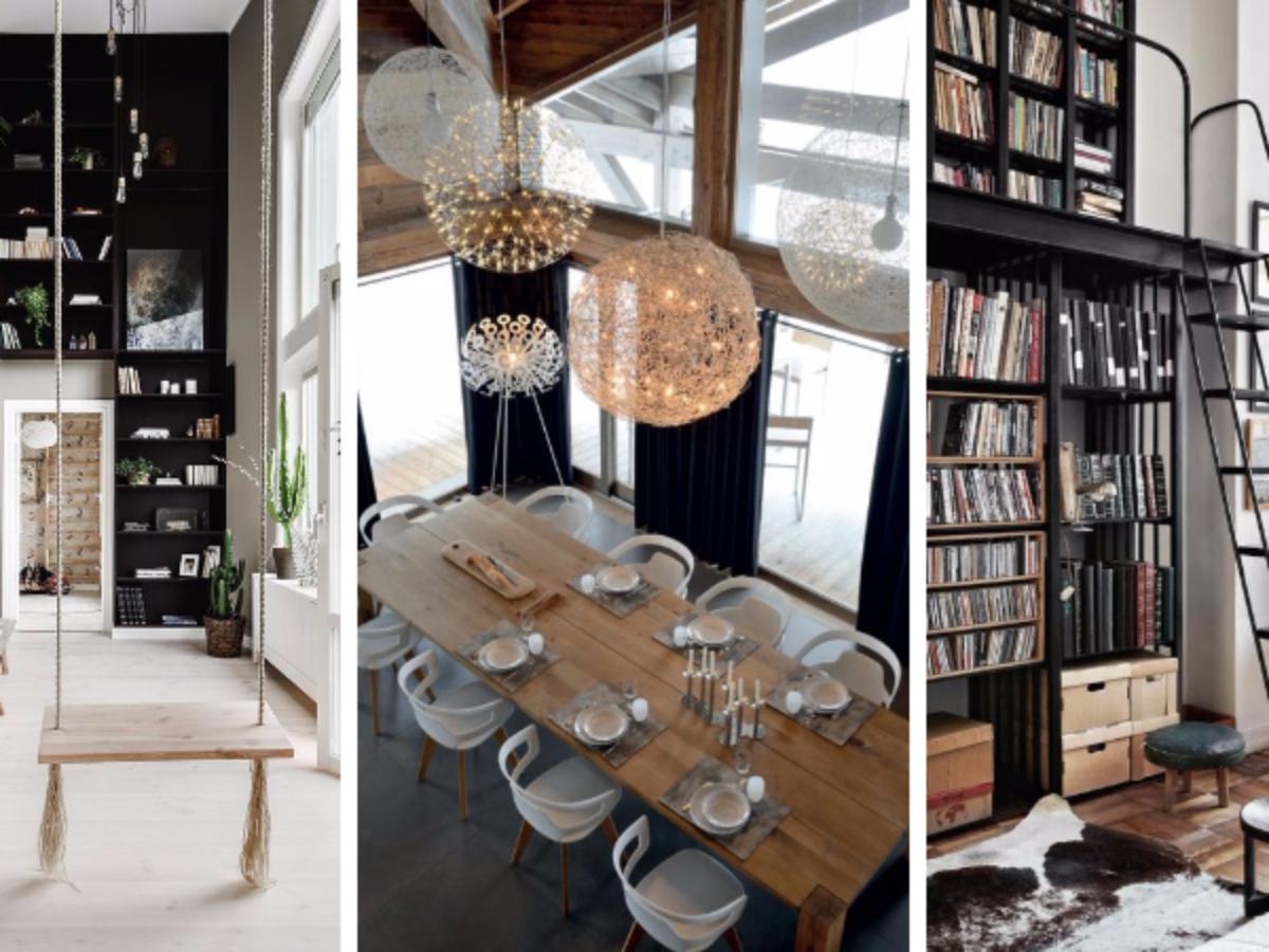 Decorer Un Grand Salon 13 conseils pour aménager une pièce avec une belle hauteur