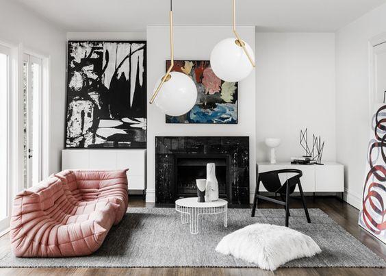 15 int rieurs qui vous feront fondre pour le canap togo page 2 sur 2 des id es. Black Bedroom Furniture Sets. Home Design Ideas