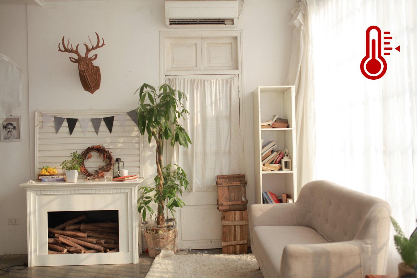 8 astuces conomiques pour isoler votre logement du froid ou de la chaleur des id es. Black Bedroom Furniture Sets. Home Design Ideas