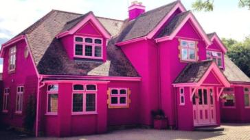 maison kitsch