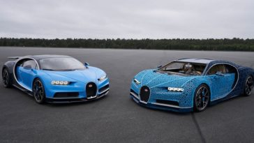 Bugatti Lego