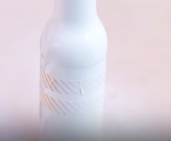peindre bouteille