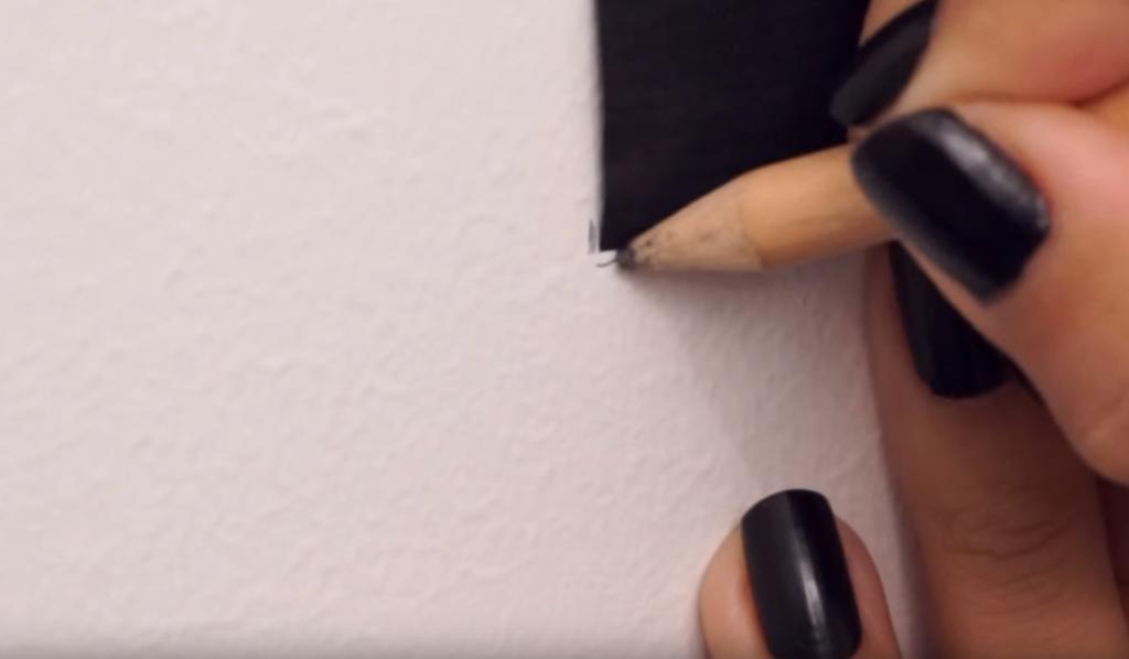 tracés crayon gris