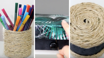 Tuto : recyclage emballage