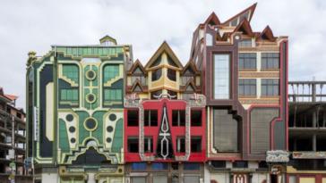 architecture El Alto