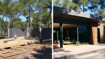 Pop-up house - Maison en kit