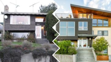 10 exemples de rénovations avant/après