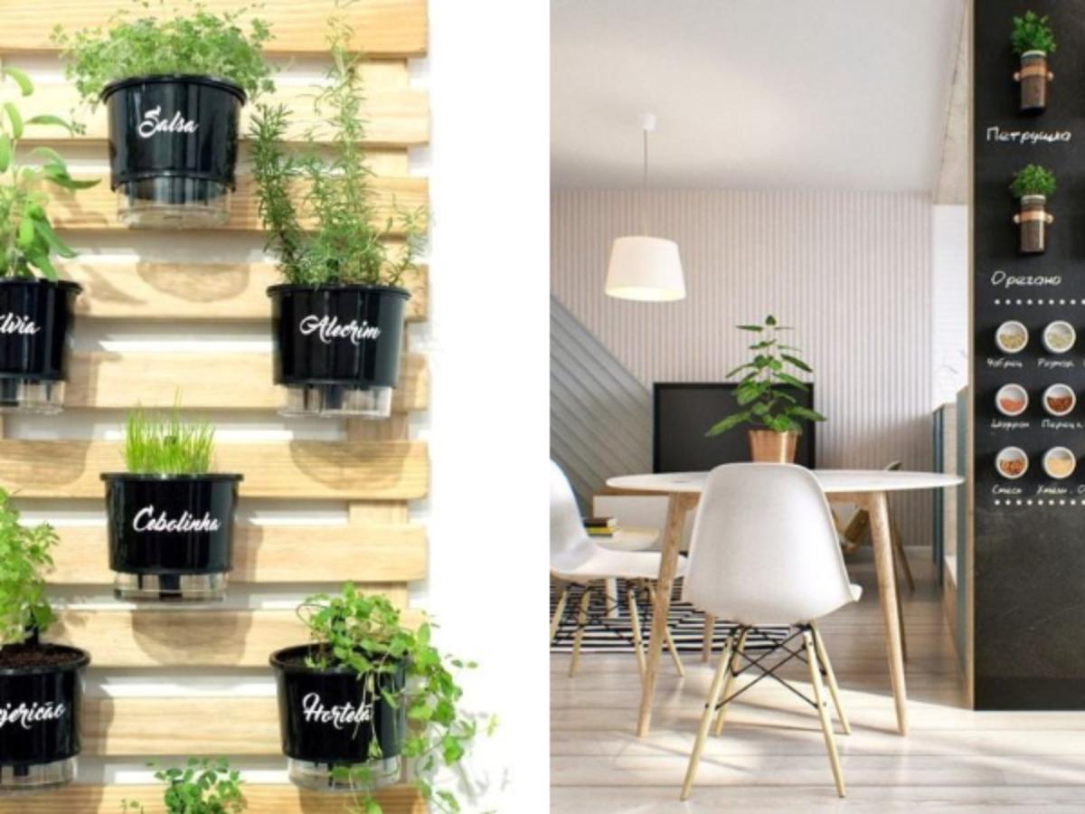 Potager suspendu : 18 idées pour cultiver vos plantes aromatiques