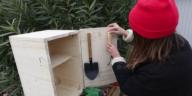 cabane à outils