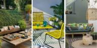 Salons de jardin originaux