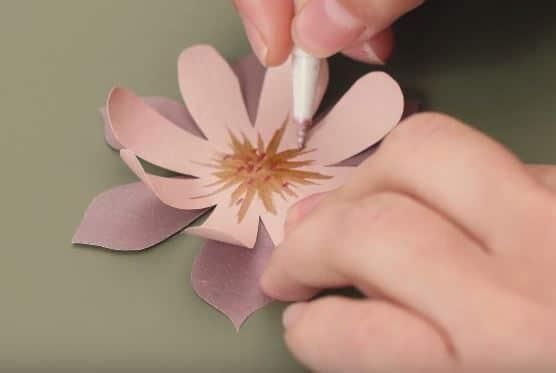 déco fleurie