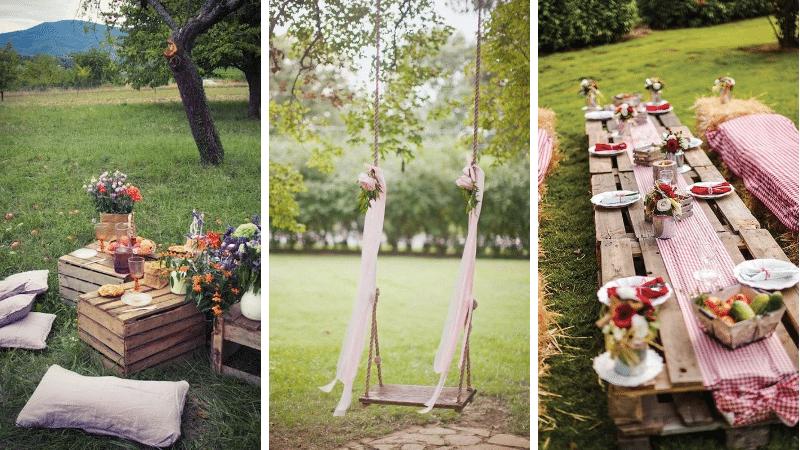 Jardin : 24 inspirations pour un extérieur champêtre