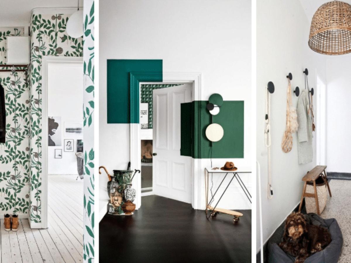 Couloir Couleur Taupe Et Lin couloir : 13 nouvelles idées pour le transformer esthétiquement